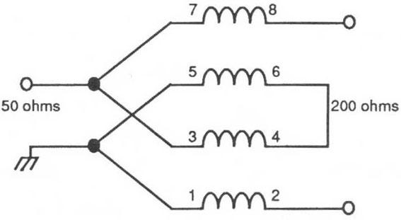12v led bedradings schema