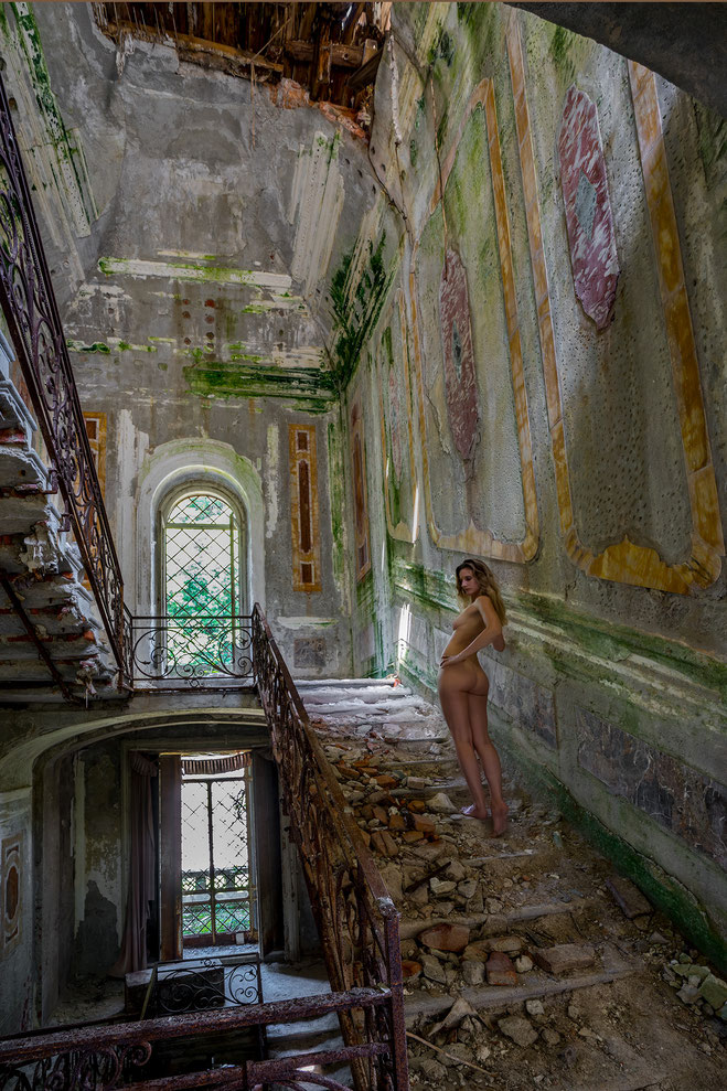 Hermes Duisburg Villa Poss - Abandoned Beauty Pictures, Photography Wil