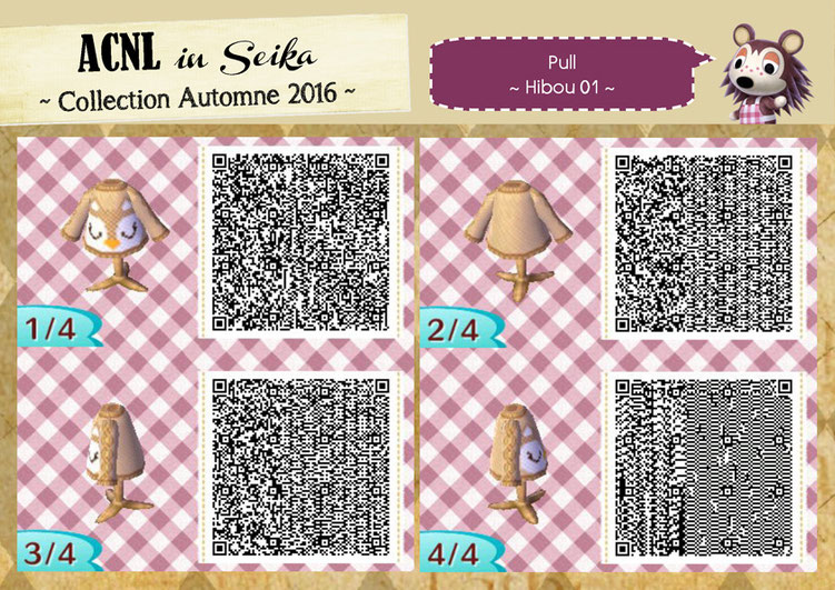 Fall Wallpaper Animal Crossing New Leaf Les Motifs De Seika Pour L Automne Acnl In Seika