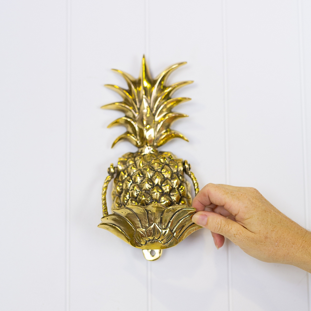Turtle Door Knocker Pineapple Door Knocker 3527