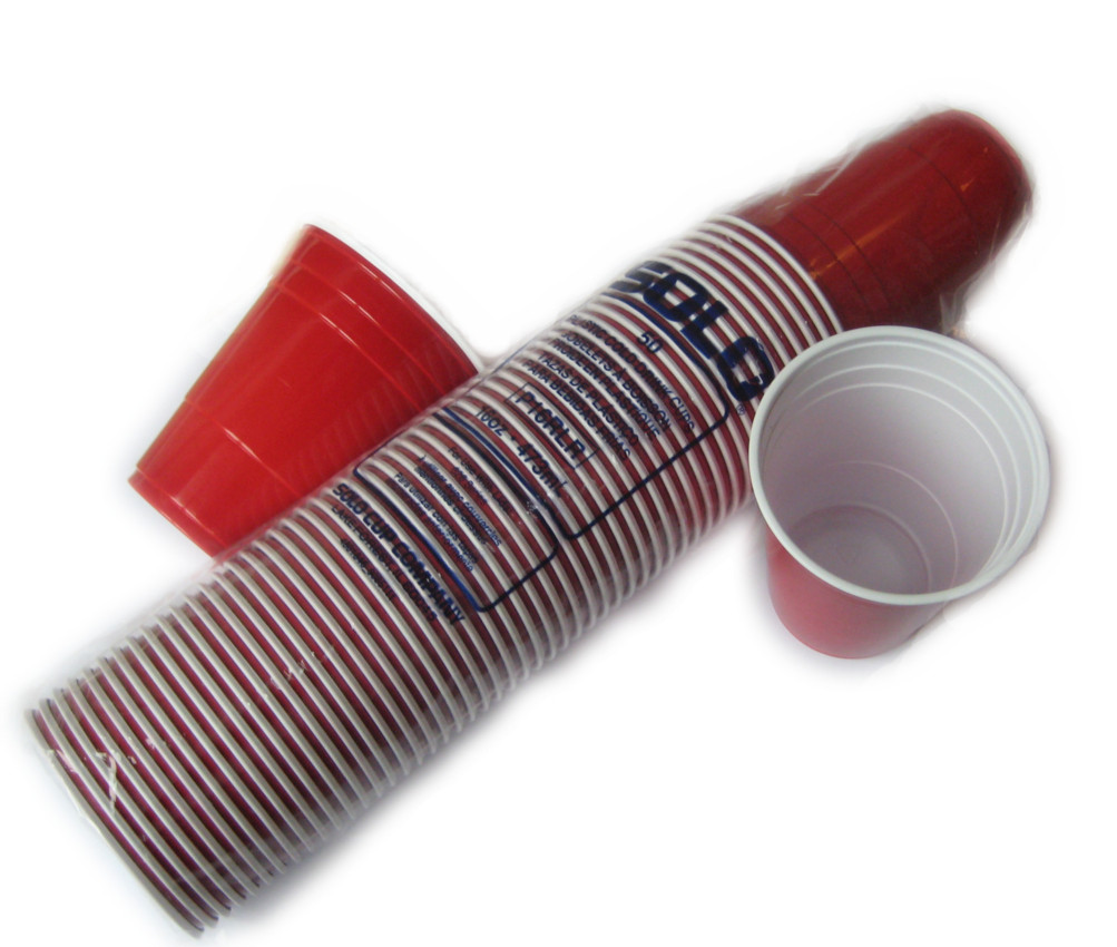Beer Pong Becher Kaufen Red Solo Cup 12 Oz