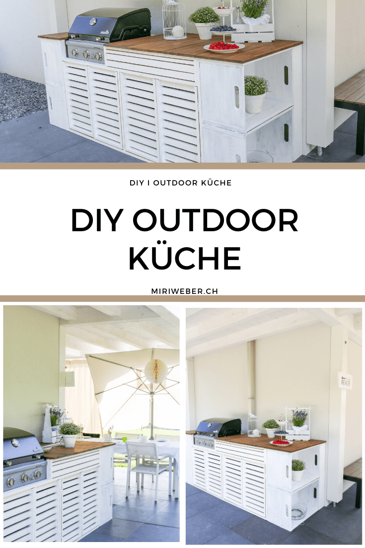 Outdoor Küche Diy Outdoor KÜche Miriweber Ch Kreativ Diy Food Blog
