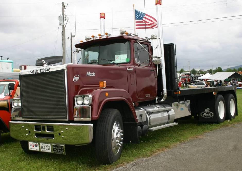 63 MACK Trucks Service Manuals Free Download - free PDF truck