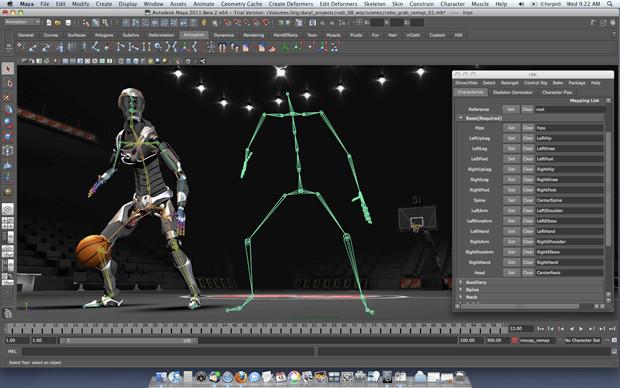 3d Wallpaper Maker App Creaci 243 N Del Esqueleto De Animaci 243 N P 225 Gina Web De Animacion2