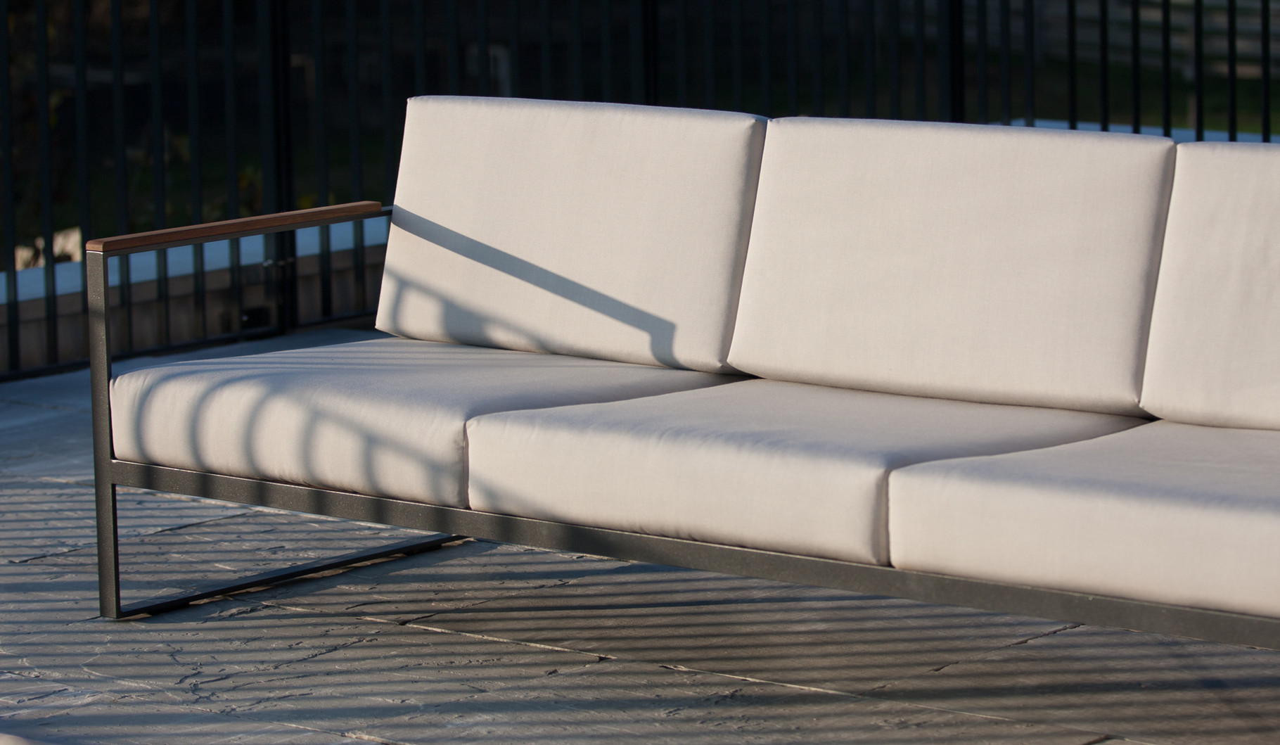 Lounge Garten Garten Lounge Chair Loungemöbel Design Metall Lounge