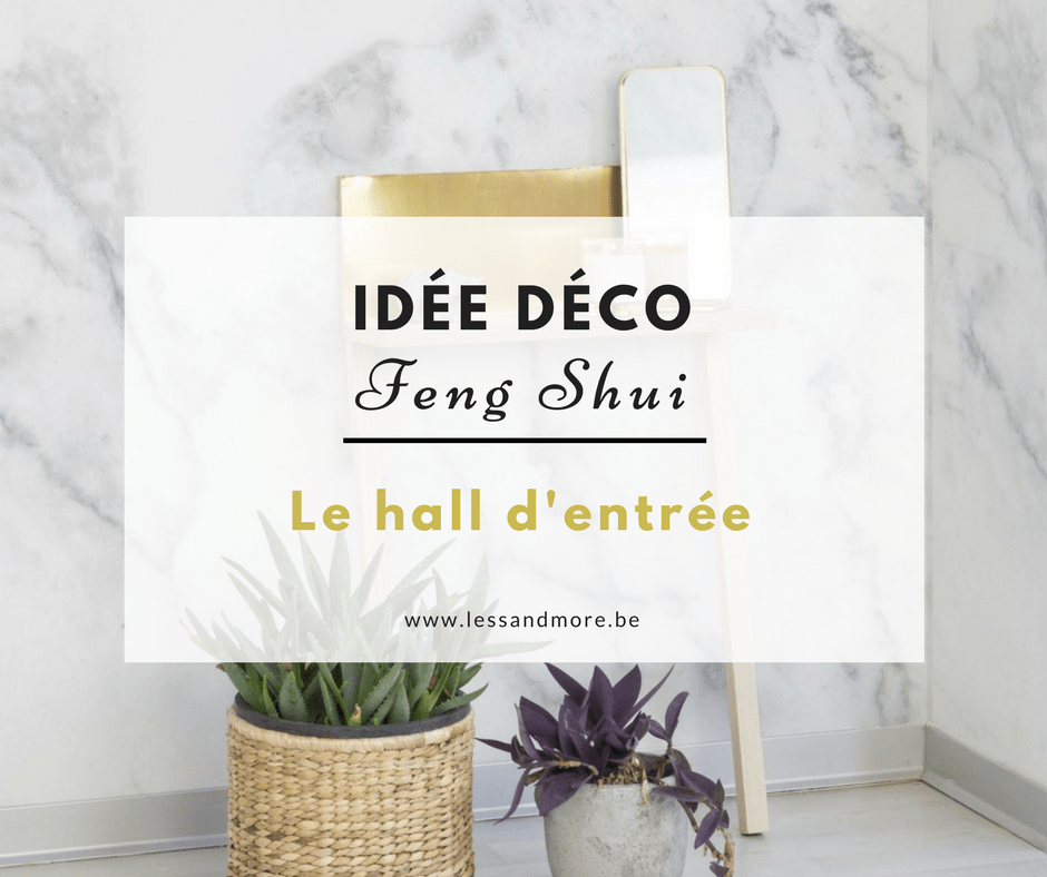 Aménagement D Un Bureau à La Maison Deco_feng_shui_entree - Less And More