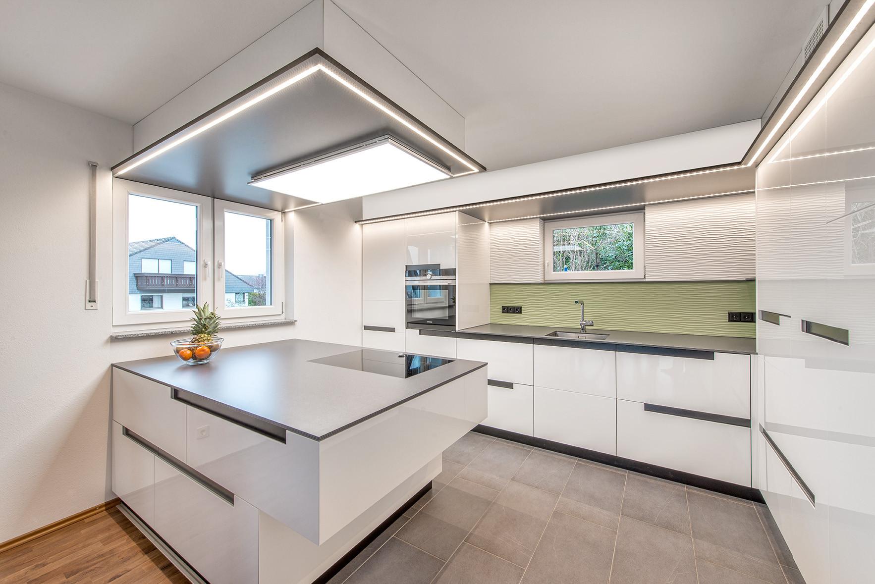 Moderne Küchen Günstig