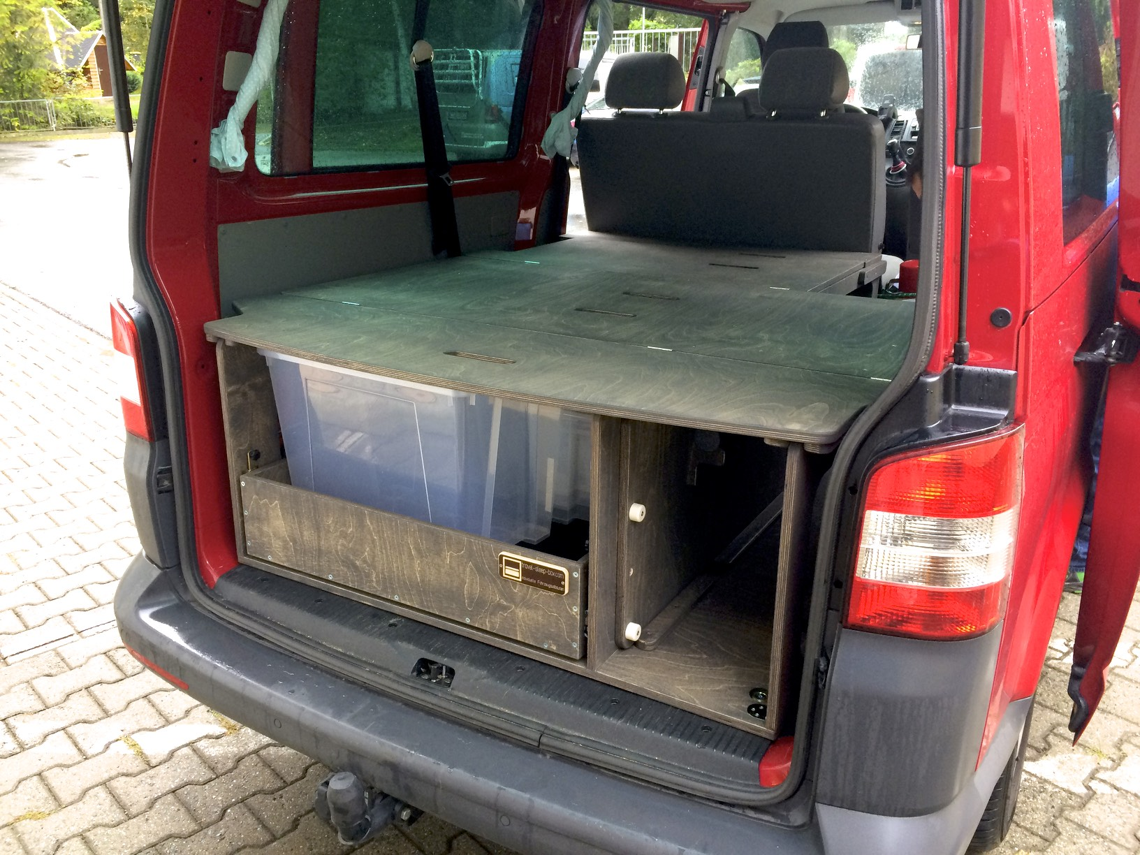 Ikea Aktion Küchenkauf Vw T5 T6 Transporter Travel Sleep Box