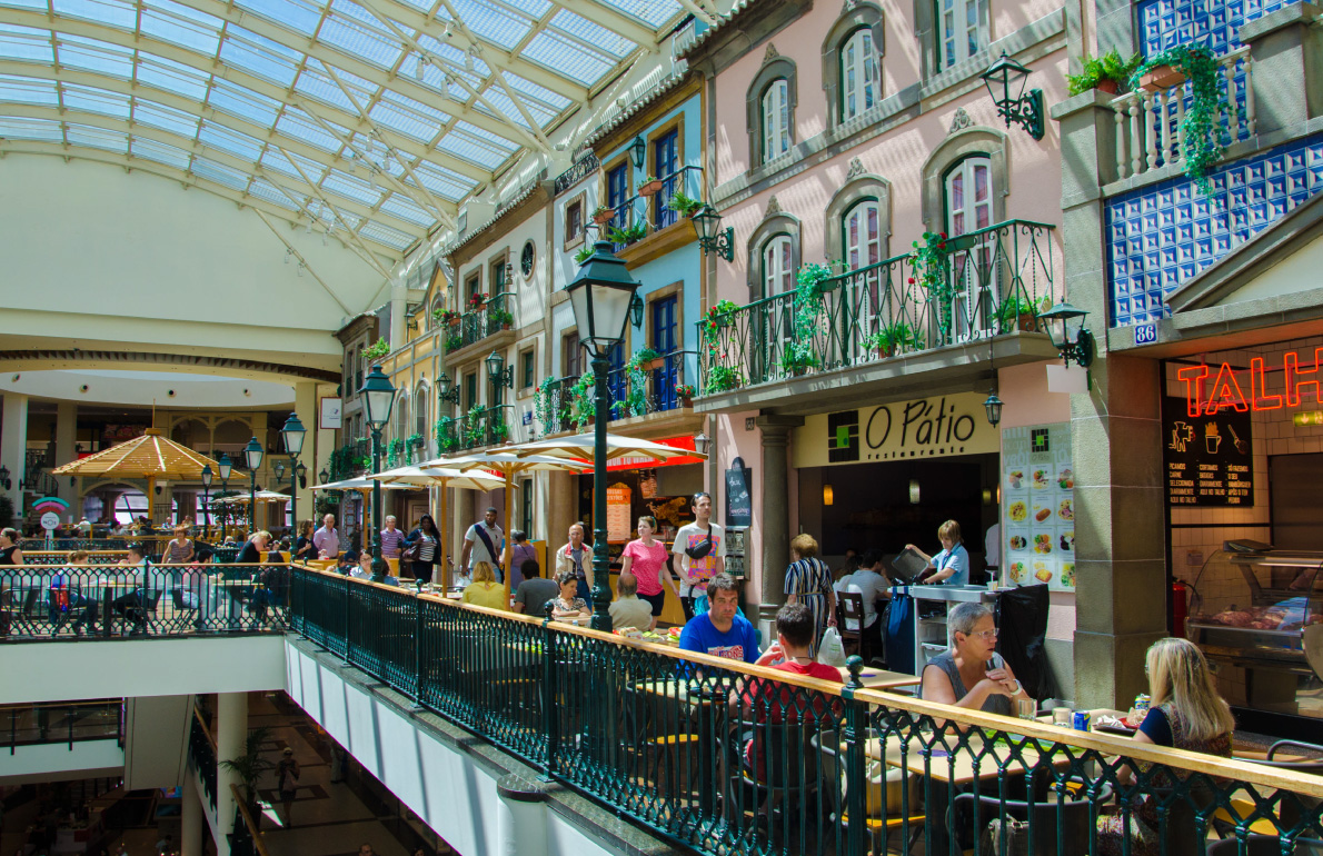 Bielefeld Shopping Viacatarina Shopping Porto Europe S Best Destinations
