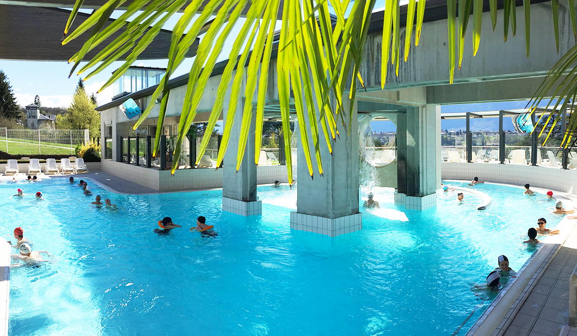 Swimming Pool Frankfurt Best Thermal Destinations In Europe Europe S Best Destinations