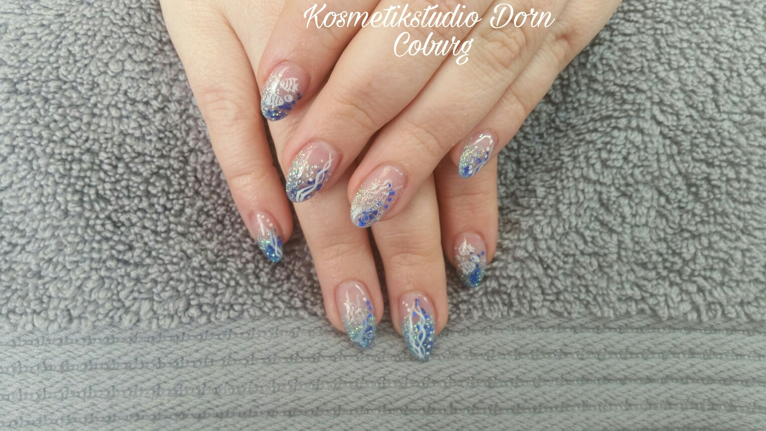 Moderne Nageldesign Nagelstudio In Coburg Kosmetik Fußpflege Nageldesign Wellness
