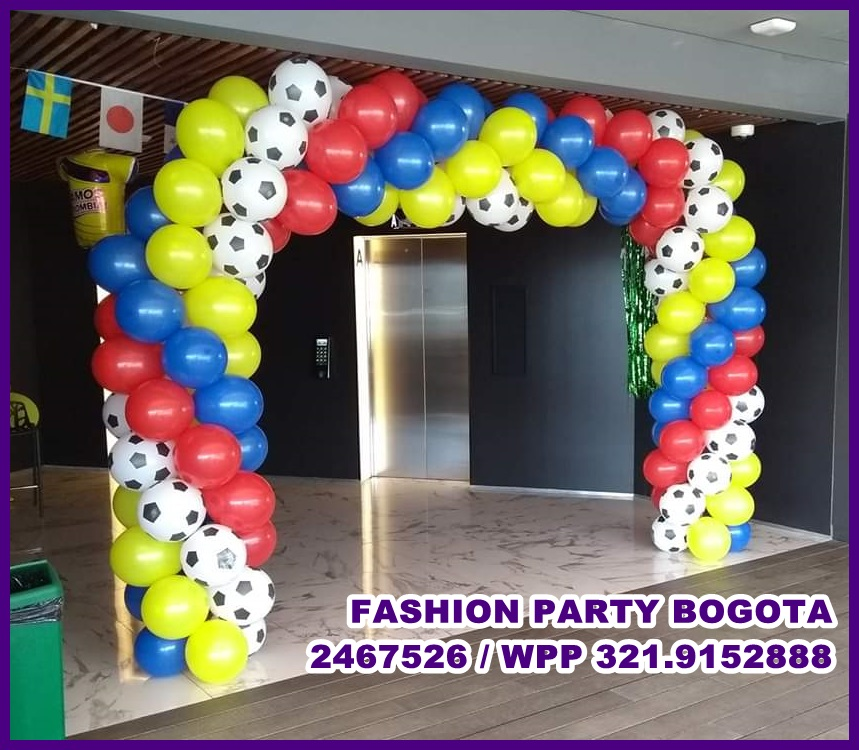 App Decorar Fotos Arcos En Globos Globos Con Helio Bogota Fashion Party