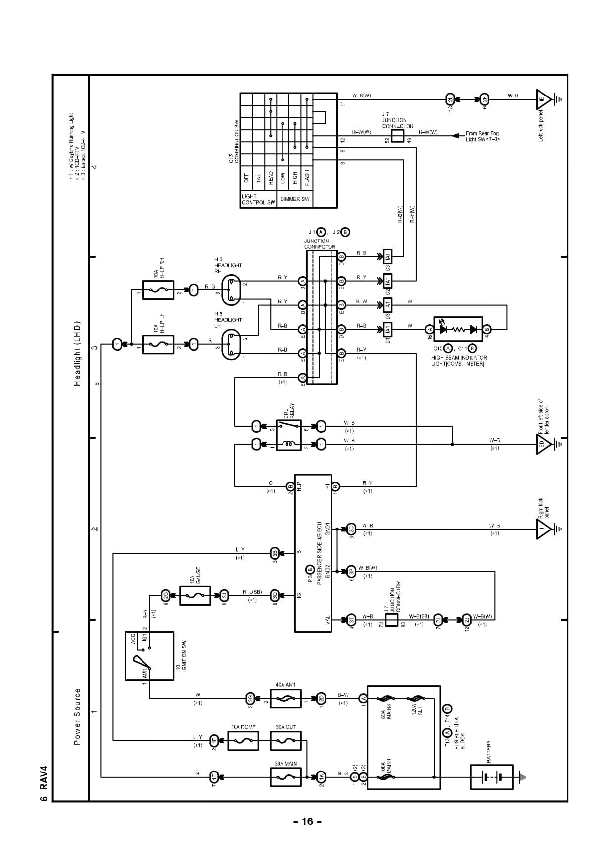 cadillac srx tail light wiring diagram
