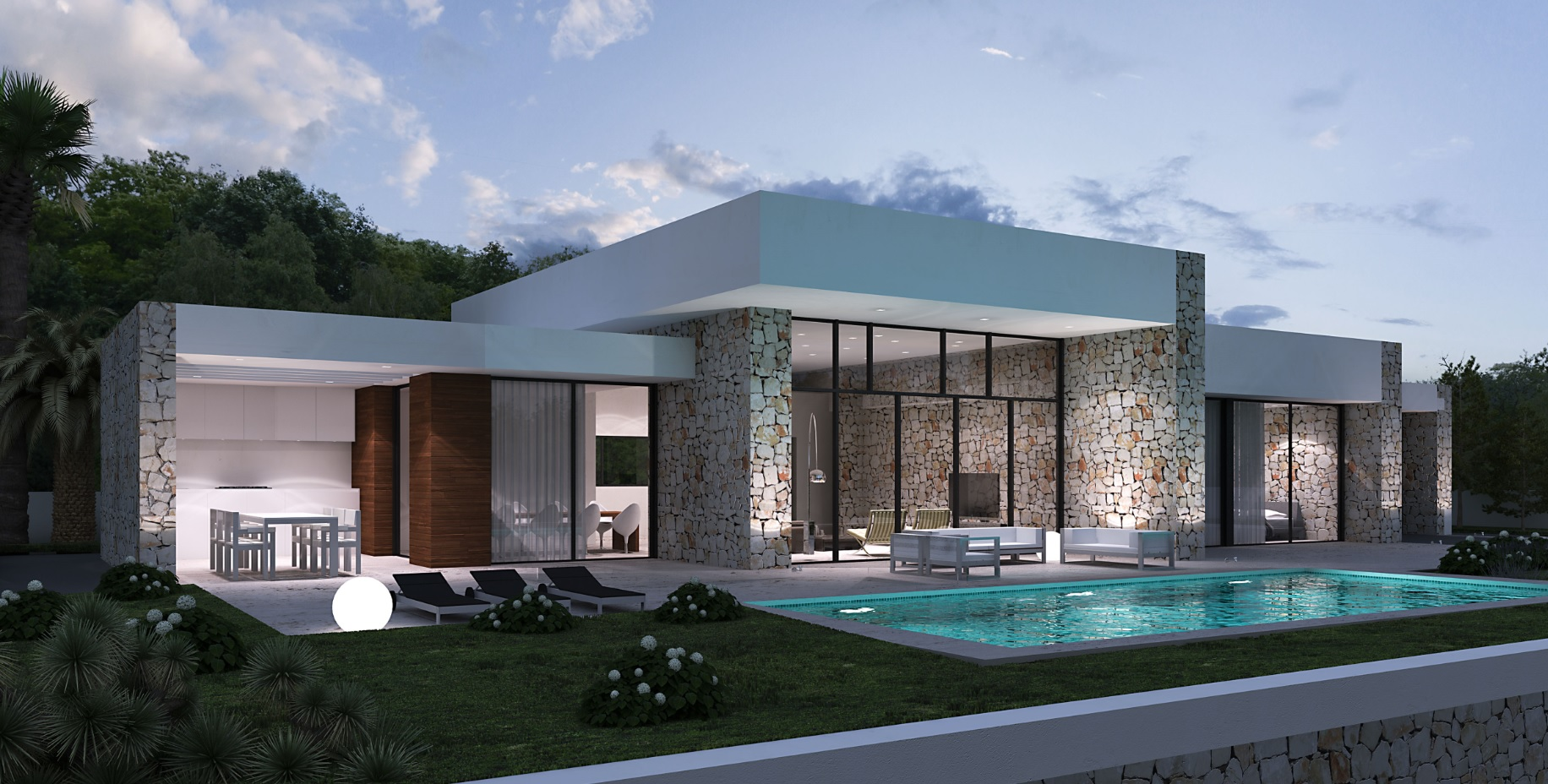 Pool Kaufen Coop Viva Espana By Lifestyle Homes Ag Moderne Spanische