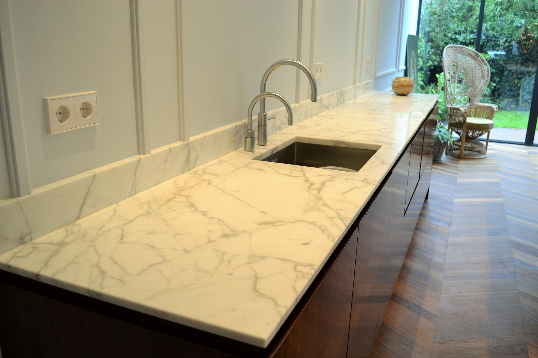 Marble Keuken Kitchen Table Tops Pure Natural Stone