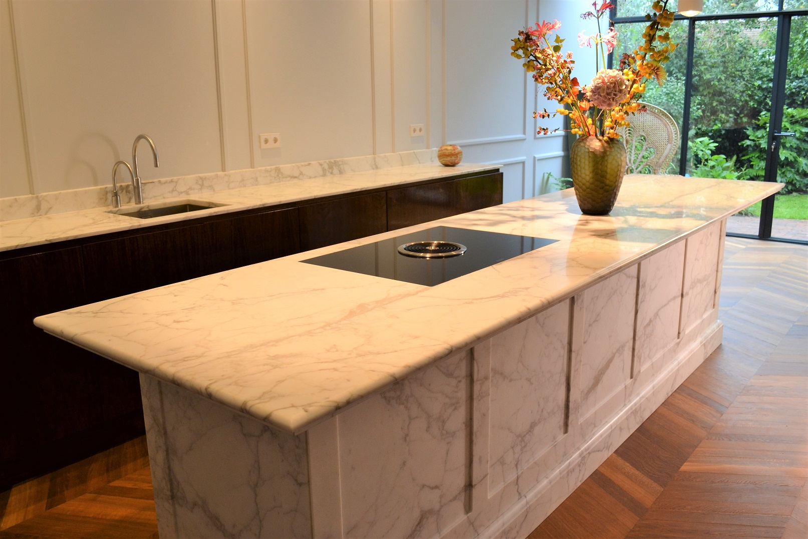Marble Keuken Inspiration Pure Natural Stone