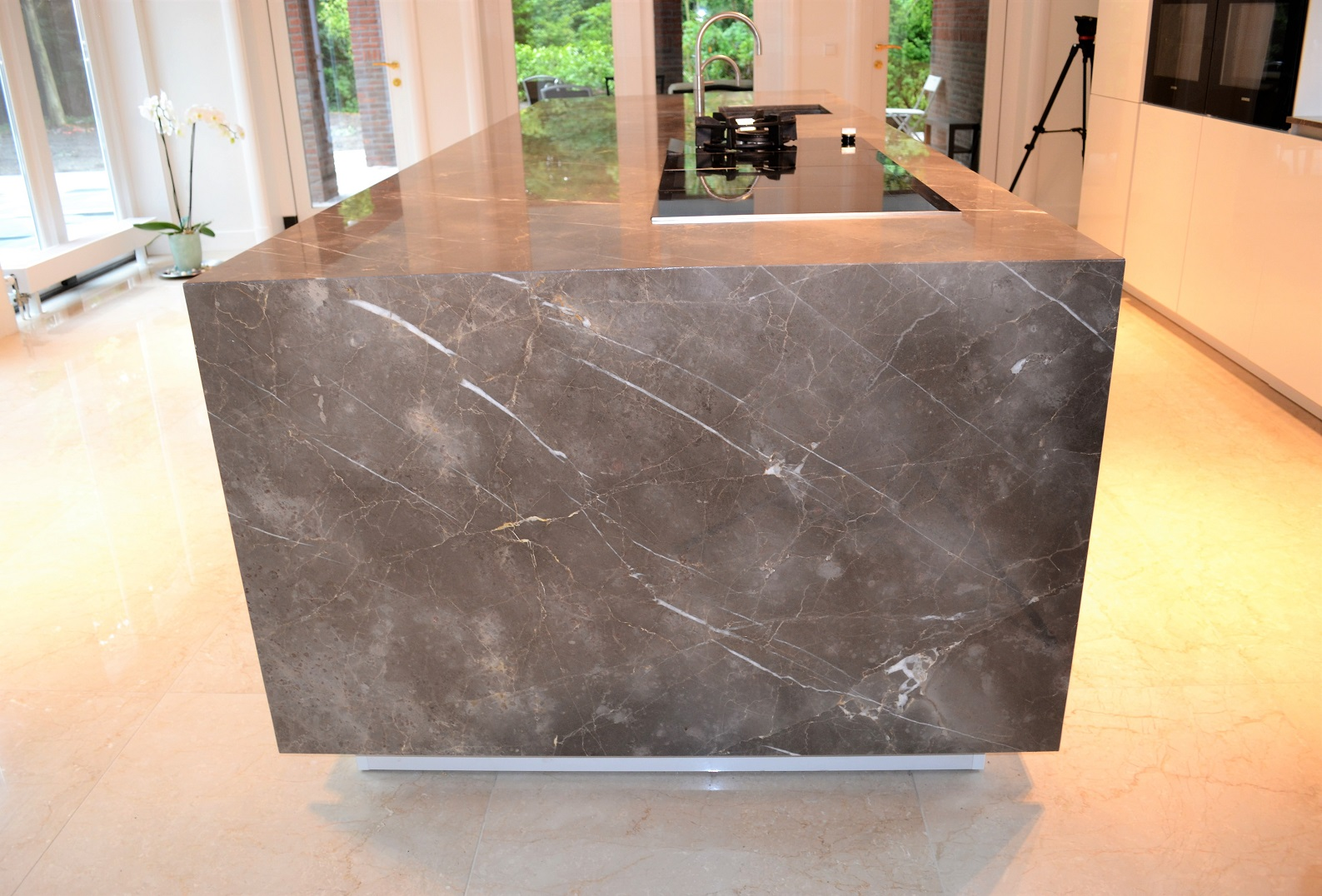 Marble Keuken Project Luxury Kitchen Pure Natural Stone