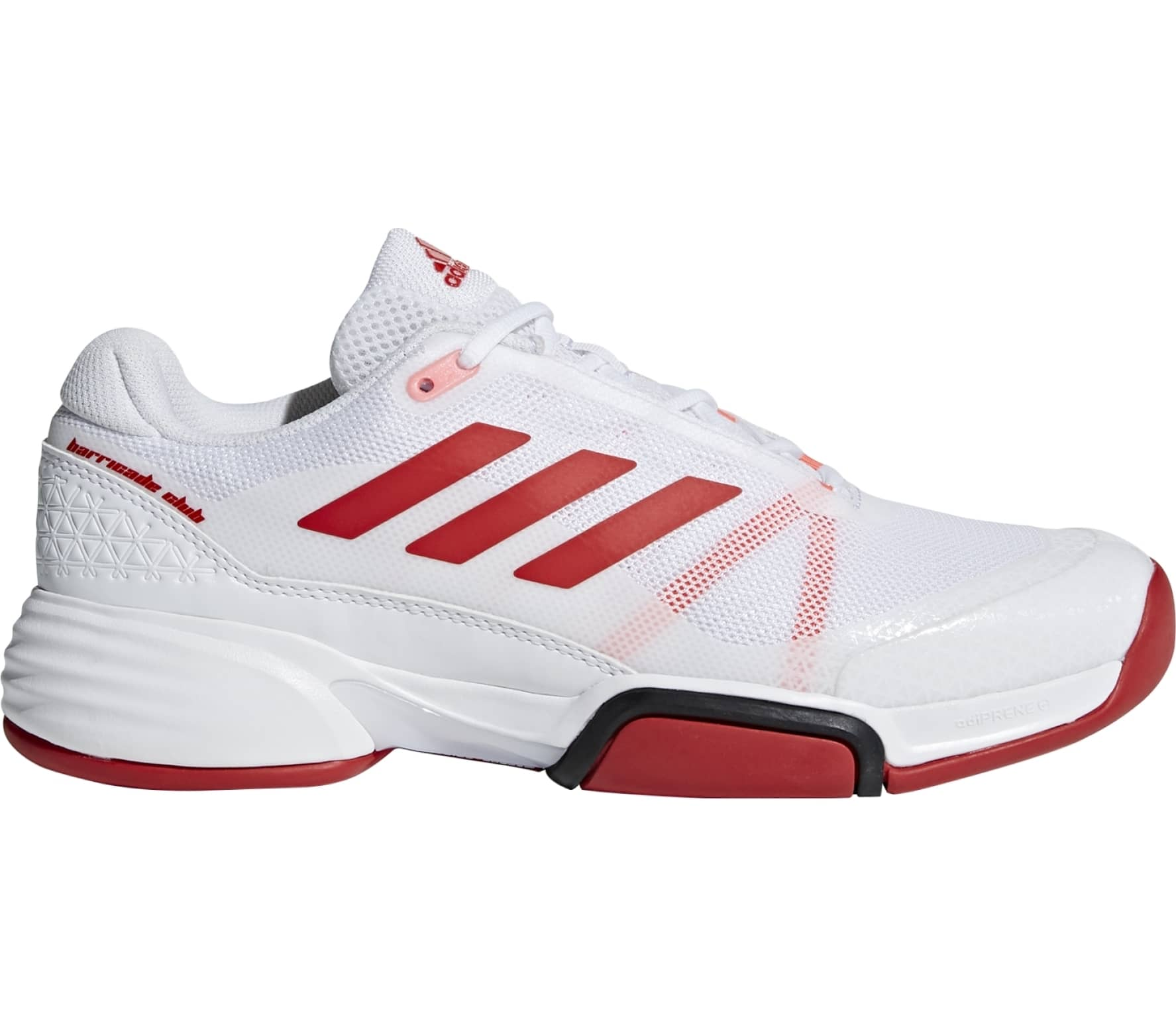 Adidas Tennisschuhe Teppich Adidas Performance Barricade Club Carpet Herren