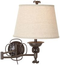 Country - Cottage, Plug-In Wall Lamps By LampsPlus.com