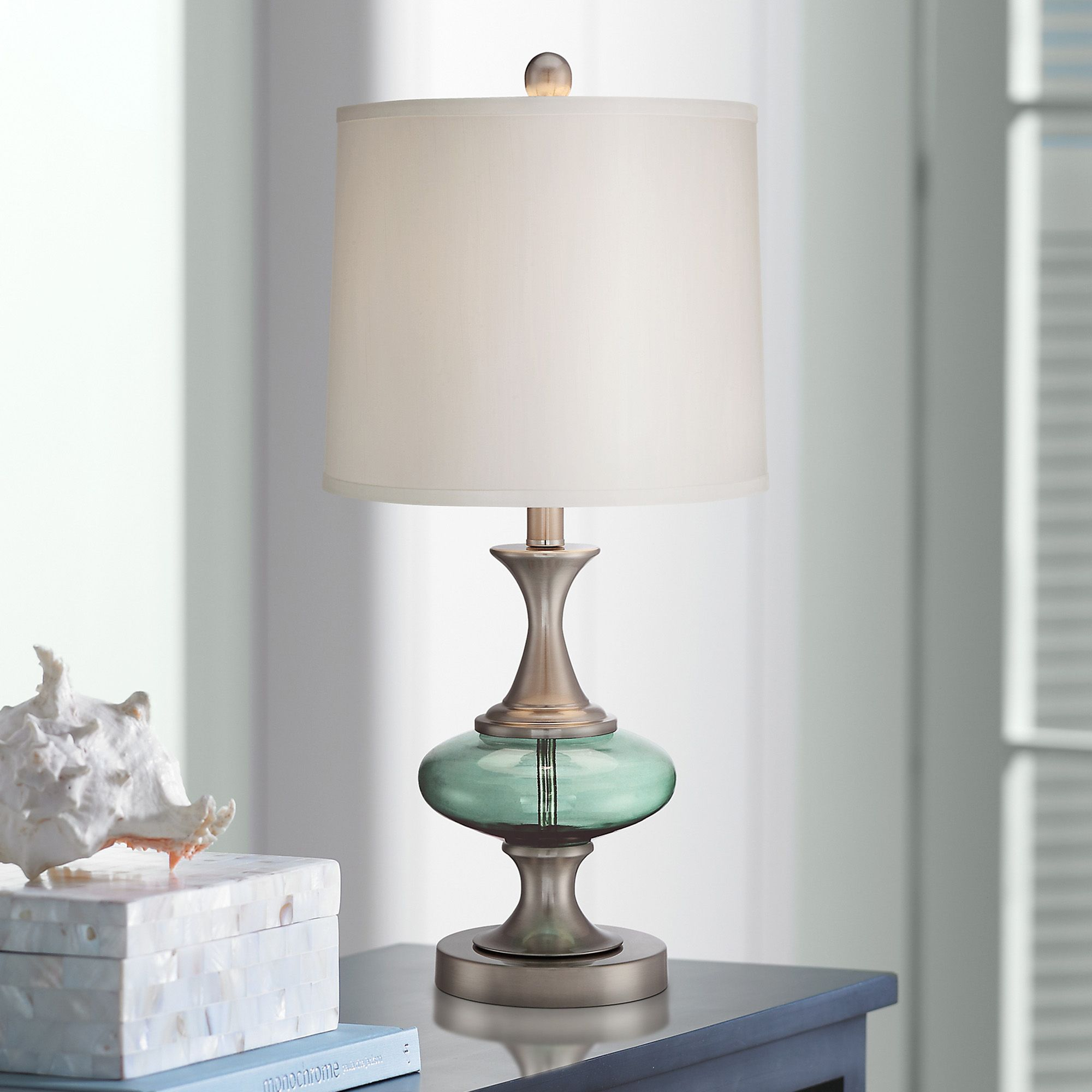 Coastal Lamps Coastal Metal Desk Lamps Lamps Plus