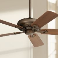 "52"" Casa Vieja Trilogy Bronze Ceiling Fan"