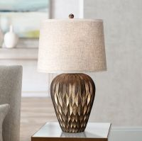 Buckhead Bronze Urn Table Lamp - #4C530 | Lamps Plus