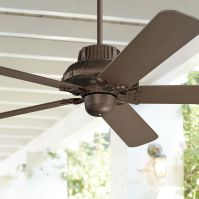 "60"" Industrial Forge Casa Vieja Outdoor Ceiling Fan"