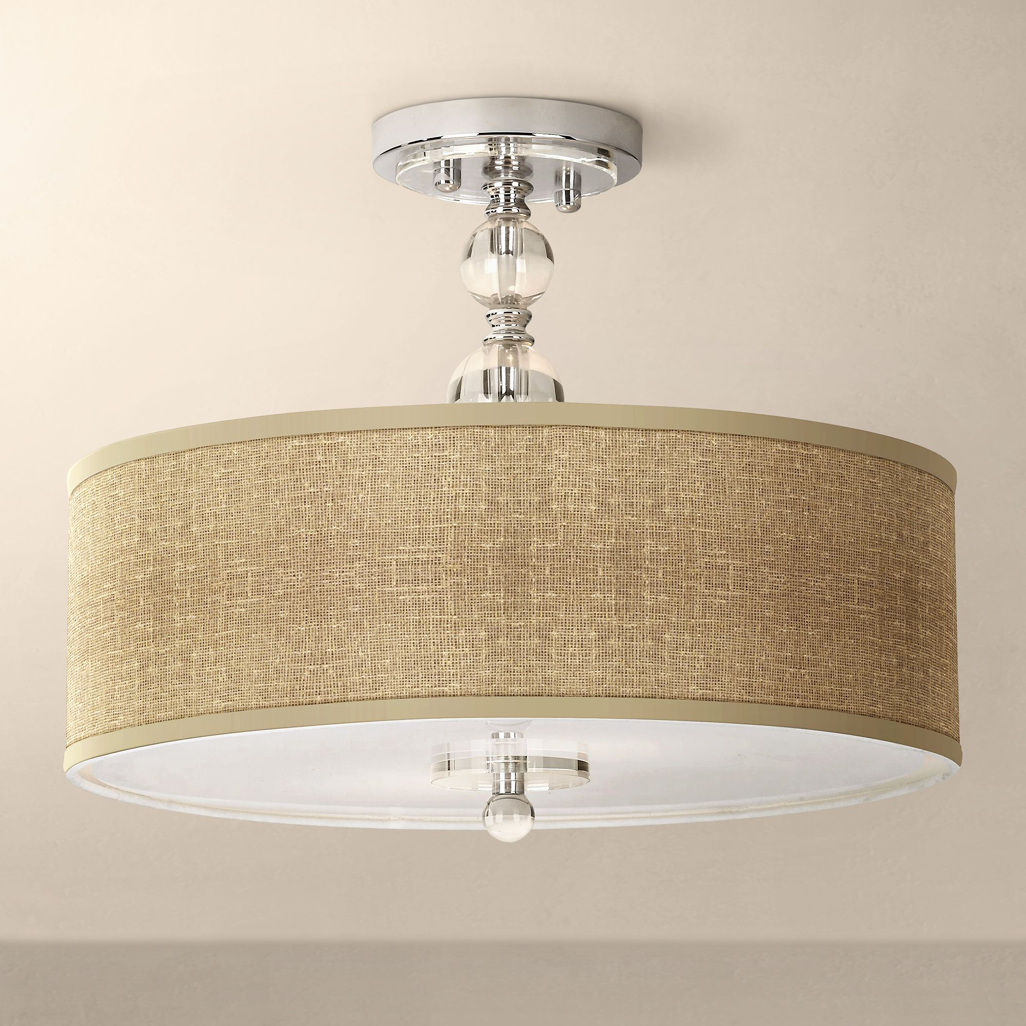 Coastal, Close To Ceiling Lights