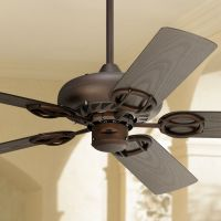 "52"" Casa Vieja Orb Wet Location Ceiling Fan"