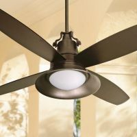 "52"" Craftmade Union Oiled Bronze Wet Location Ceiling Fan ..."