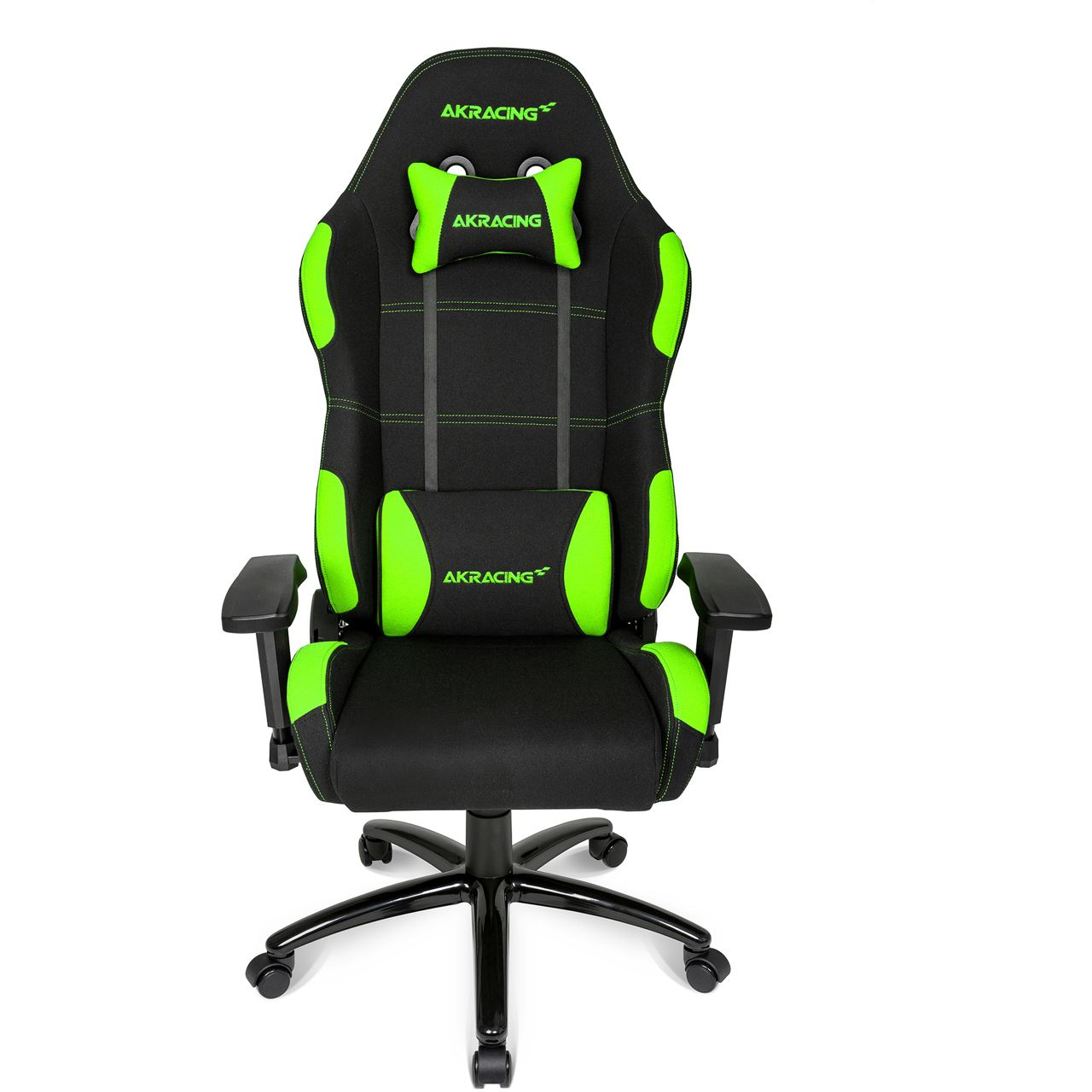 Gaming Sessel Netzteil Akracing Gaming Chair Schwarz Grün Gaming Seats Vibuonline