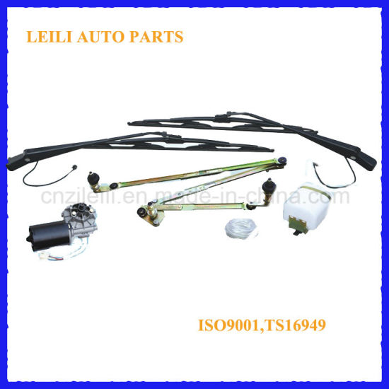 China Universal Windshield Wiper System for Bus - China Overlapped