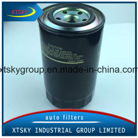 China Auto Fuel Filter 129907-55801 for Yanmar - China Mann Fuel