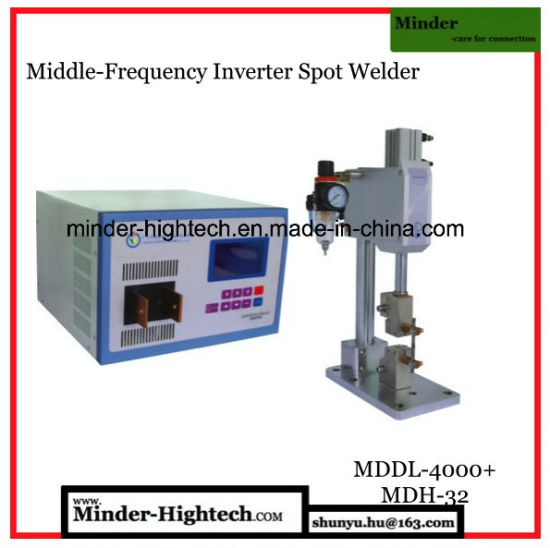 China Finger Protected Bench Top Spot Welding Machine - China Spot