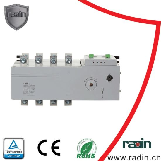 China Generator ATS Automatic Transfer Switch Wiring Diagram - China