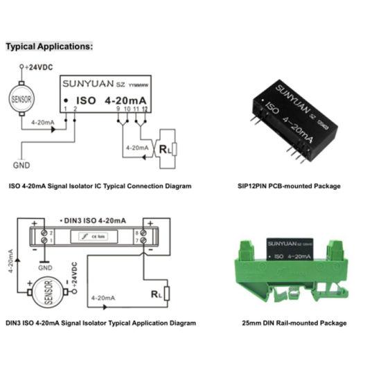 4 20ma Wiring Diagram Potentiometer Wiring-diagram, Rs485 Wiring