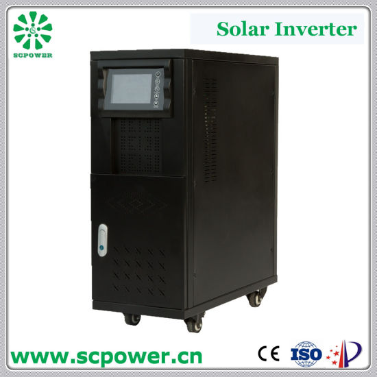 China Ce Approved Industrial and Commercial 20kVA Hybrid Solar City