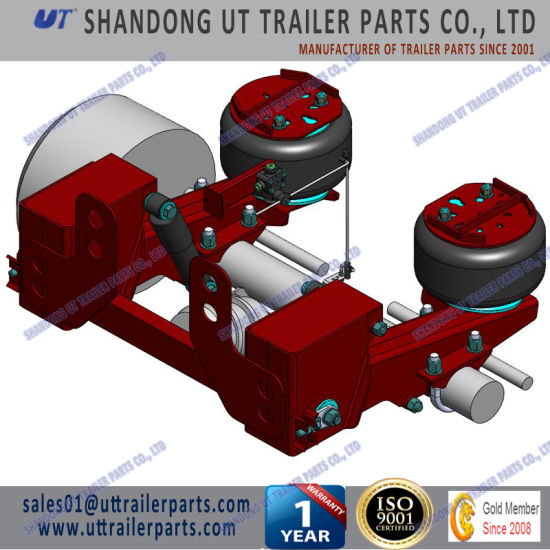China 13t Air Suspension for Truck Trailer - China Air Suspension