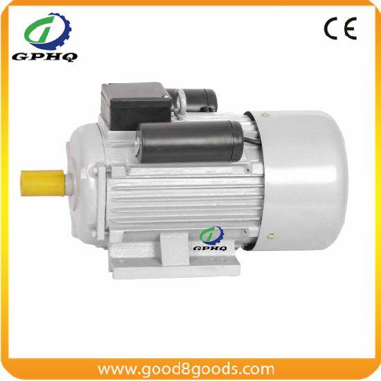 China 220V AC Single Phase 2HP Electric Motor - China Electric Motor