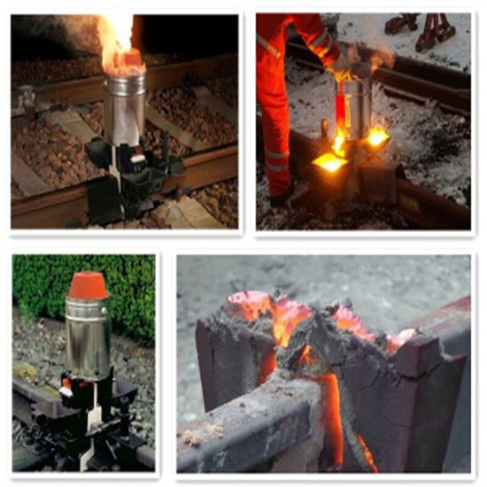 China Seamless Steel Rail Thermite Welding - China Rail Welding - thermite welding