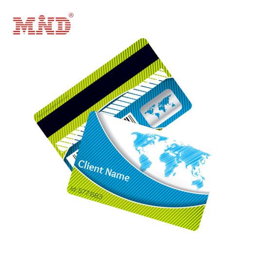 China SA001 Magnetic Stripe VIP Card Design Membership Card - China