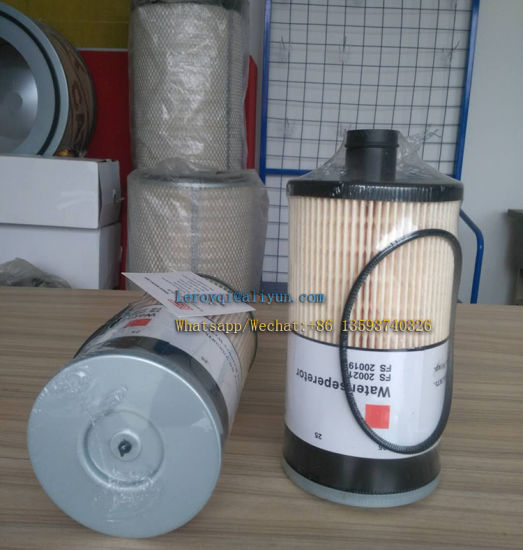 China Factory Price for Racor Fuel Water Separator Filter