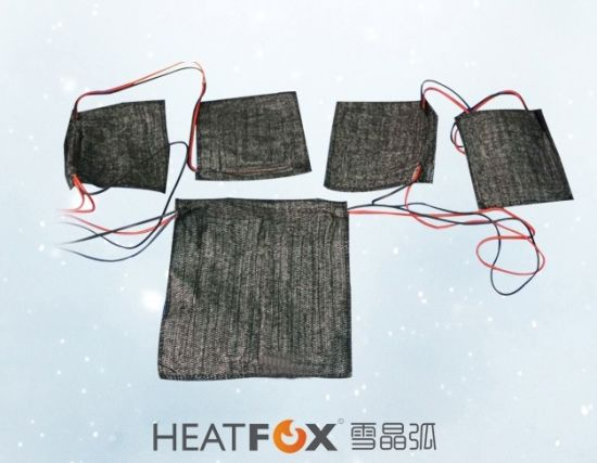 China 5 Piece Far Infrared Heating Element Panel For