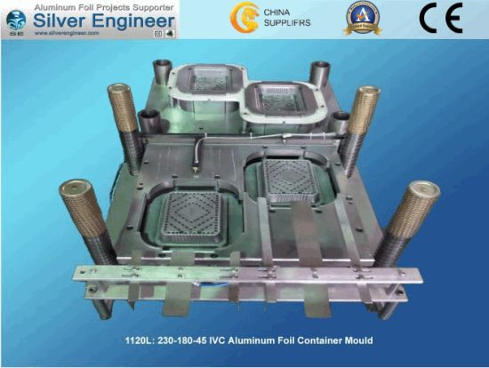 China Aluminum Foil Container Making Project Report - China Foil