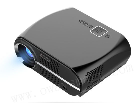 China LED Projector with 1280*800 Full HD Video for Business - presentation projectors