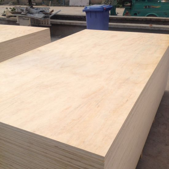 China Poplar/Pine /Birch Core Plywood/Commercial Plywood/Larch