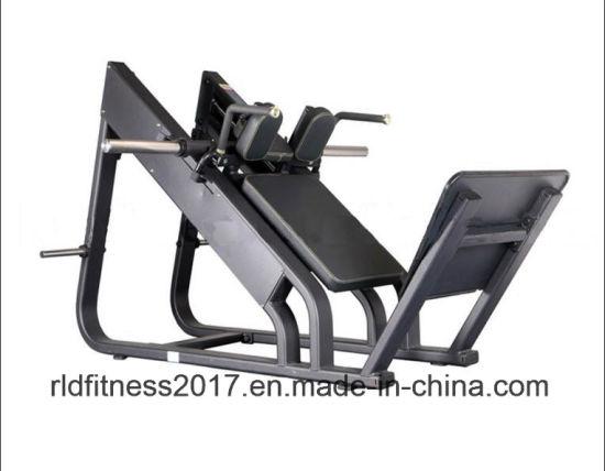 China Fitness Equipment / Gym Equipment Precor Hack Slide - China