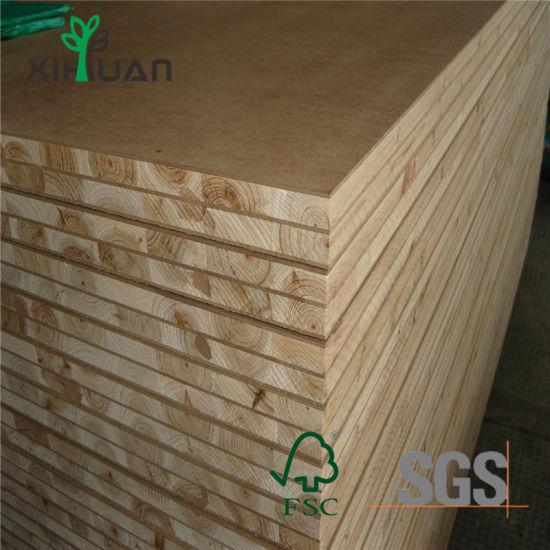China Best Price Poplar/Pine/Paulownia Core Blockboard - China