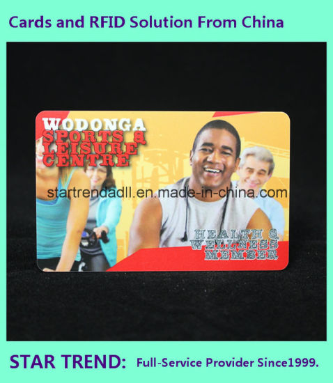 China Student ID Card with Barcode for School - China Student ID