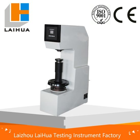 China Industrial Automatic Brinell Hardness Tester, Metal Brinell